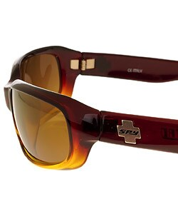 1d2a50be15530 Shop Spy Astro Mocha Fade Wrap Sunglasses - Free Shipping Today - Overstock  - 1507711