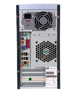 HP Pavilion A762X  2.66GHz Pentium 4 512MB/80GB CD-RW/DVD Desktop Computer