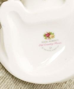 Royal Doulton Old Country Rose 3-piece Kitten Tea Set - Thumbnail 2