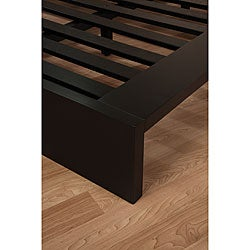 Lander California King Platform Bed- Black - Thumbnail 2