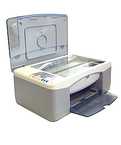 HP PSC1210 3-in-1 MultiFunction Print/Scan/Copy (Refurbished)