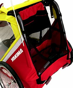 Yakima Tot Rod Bike Trailer and Jogger Conversion   Overstock com Shopping  - The Best Deals on Bike Trailers