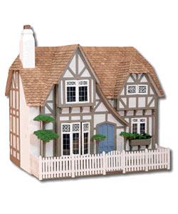 The Glencroft Dollhouse Kit - Thumbnail 2