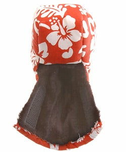 Mallet Putter Cover with Hawaiian Print 3 Pack - Thumbnail 2