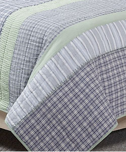 Berkeley All-cotton Quilt Set - Thumbnail 2