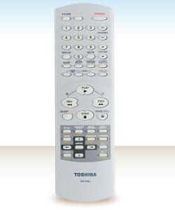 Toshiba MW27FP1 27-inch TV/DVD/VCR Combo (Refurbished) - Thumbnail 2