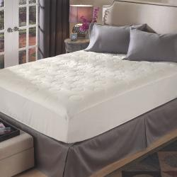 Luxury Protection Waterproof Stain Resistant Mattress Pad - Thumbnail 0