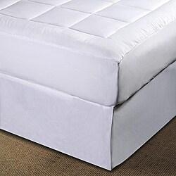 Microplush Pillow Top Twin/ Twin XL/ Full-size Mattress Pad - Thumbnail 0