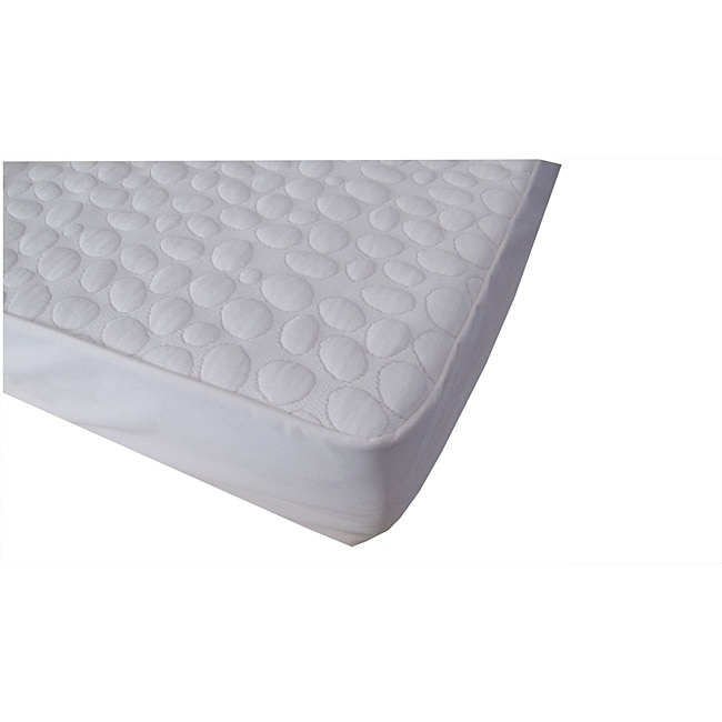 PebbleTex Waterproof Organic Cotton King-size Bed Bug Encasement Cover