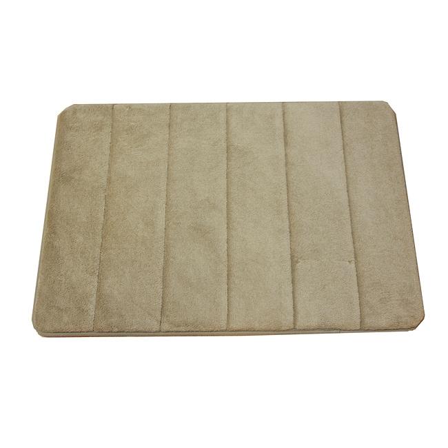 Memory Foam Coffee Bath Mat