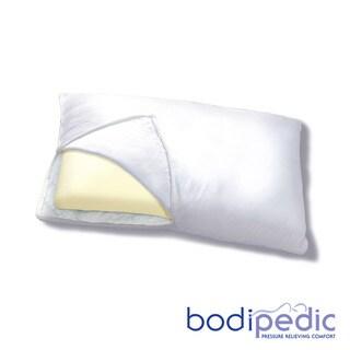 Bodipedic 2-in-1 Reversible Memory Foam Pillow