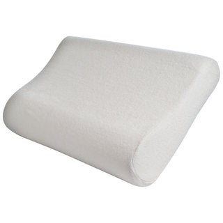 Remedy Comfort Memory Foam Bed Pillow with Removeable Cover