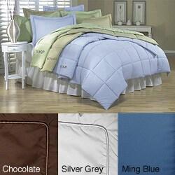 Microfiber Down Alternative Comforter - Thumbnail 0