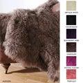Mongolian Wool Fur Throw