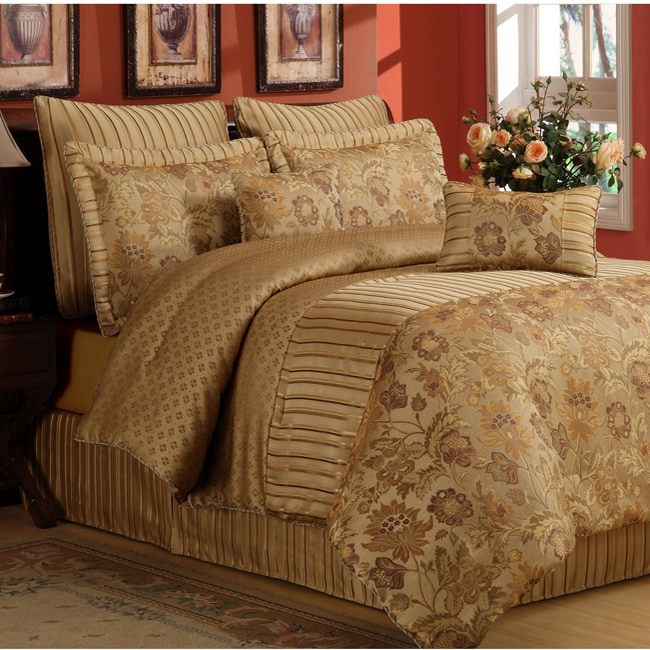 Noble 8-piece Comforter Set - Thumbnail 0