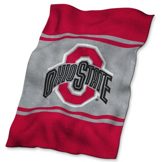 Ohio State Ultra-soft Oversized Throw
