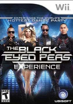 Wii - Black Eyed Peas Experience