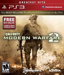 PS3 - Call Of Duty Modern Warfare 2