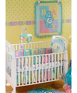 Carebear Crib Five Piece Set