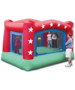 Half Court Bounce House - Thumbnail 0