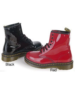 Dr. Martens Women's Patent Leather Boot - Thumbnail 0
