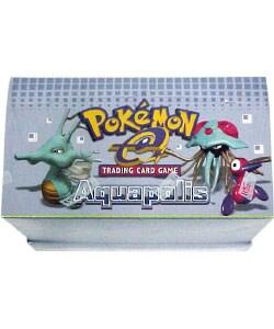 Pokemon Ex-Aquapolis Theme Deck 8-ct Box - Thumbnail 0