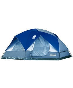 Coleman Forrester 13 x 9 Two-room Six-person Tent  sc 1 st  Overstock.com & Coleman Forrester 13 x 9 Two-room Six-person Tent - Free Shipping ...