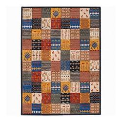 Nourison Hand-tufted Ardeene Beige Rug (9 x 12) - Thumbnail 0