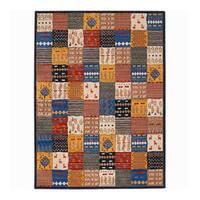 Nourison Hand-tufted Ardeene Beige Rug (9 x 12)