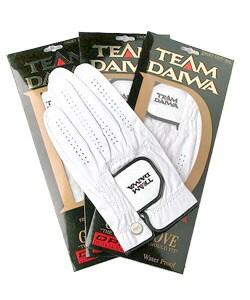 Daiwa Cabrett Leather Pro-Mitt Golf Glove (3-pack) - Thumbnail 0