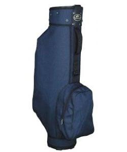 Sentry Cart/Carry Golf Bag - Navy - Thumbnail 0