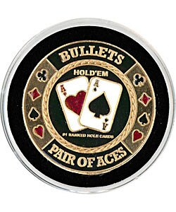 Bullets Card Cover Coin - Thumbnail 0