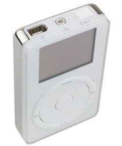 Apple iPod Classic 5GB 1st Generation White - Free ...