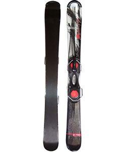 D Tec Pro 17 99cm Ski Blades - Grey/Black - Thumbnail 0
