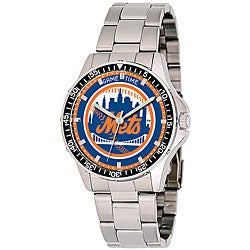 New York Mets MLB Men's Coach Watch - Thumbnail 0