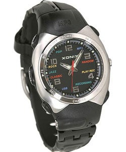 Shop Xonix 256MB MP3 Watch - Free Shipping Today - Overstock.com - 1090503