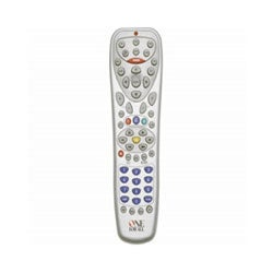 Thumbnail 1, One For All URC 6131 6-device Universal Remote (Refurbished).