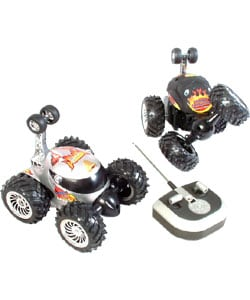 Remote Control Turbo Tumbler Race Car - Thumbnail 0