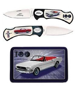 Ford 100th Anniversary Knife - 1964-1/2 Mustang - Thumbnail 0