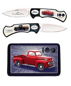 Ford 100th Anniversary Knife - 1948 F-1 Pickup - Thumbnail 0