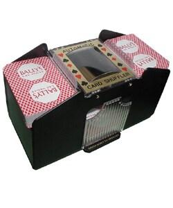 Four-deck Automatic Card Shuffler - Thumbnail 0