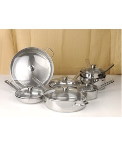Thumbnail 1, Wolfgang Puck Bistro Collection 31-piece Cookware Set.