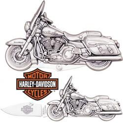 Harley-Davidson Heritage Softail Knife - Thumbnail 0