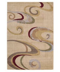 Nourison Nepal Natural Rug - 2'3 x 8