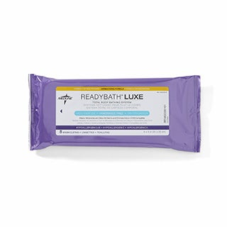 ReadyBath LUXE Total Body Cleansing Heavyweight Washcloths