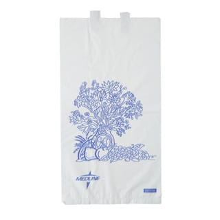 Medline Disposable 6.5-in x 3.5-in x 11.8-in Plastic Bedside Bag (Case of 2000)|https://ak1.ostkcdn.com/images/products/P10249863p.jpg?impolicy=medium