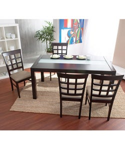 Barrow Dining Table & Six Chairs