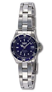 Invicta Women's 9177 Pro Diver SQ Women's Steel Watch