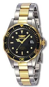 Invicta Men's 8934 Pro Diver GQ Two-tone Watch|https://ak1.ostkcdn.com/images/products/P10295615.jpg?_ostk_perf_=percv&impolicy=medium