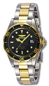 Invicta Men's 8934 Pro Diver GQ Two-tone Watch|https://ak1.ostkcdn.com/images/products/P10295615.jpg?impolicy=medium